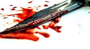 قتل با چاقو به خاطر متلک پرانی