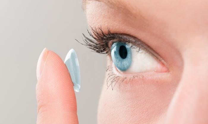 چرا لنزهای تماسی نباید با آب در تماس باشند؟