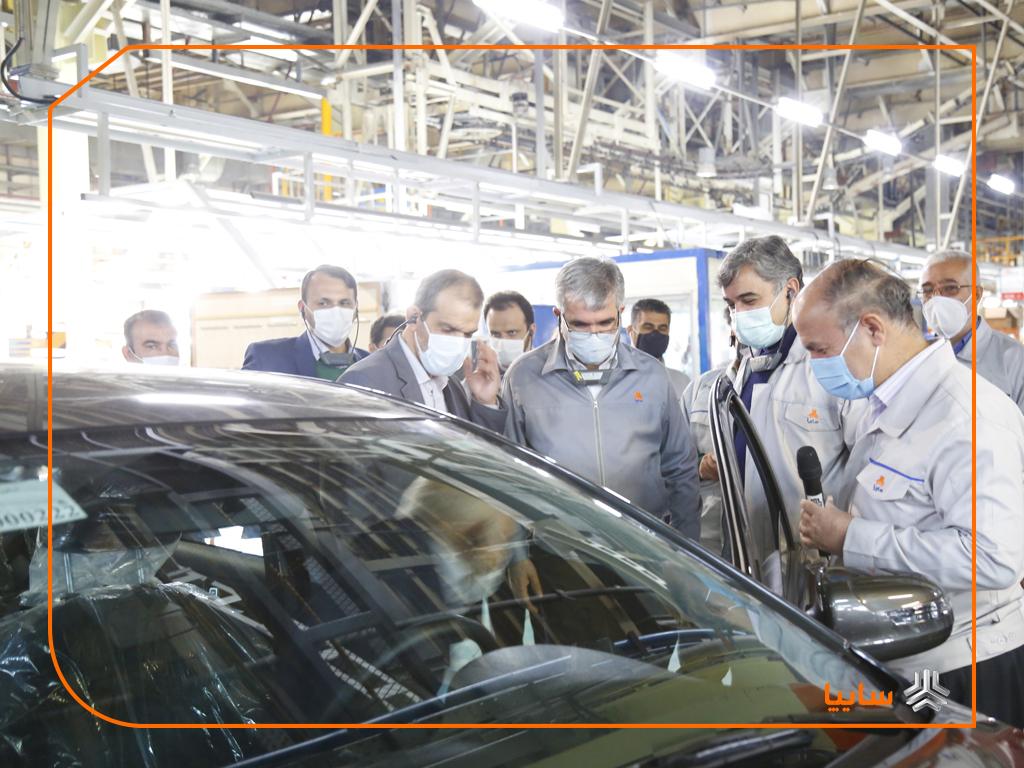 افزایش حضور خودروسازان در بازار عراق و سوریه/ به عنوان یک ایرانی به ابتکار و خلاقیت سایپا افتخار میکنم