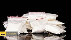 کشف مواد قنادی که بوی «هروئین» می داد