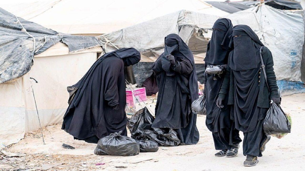 خبر جنجالی یک عکاس از زندان مرگ و اردوگاه زنان داعش