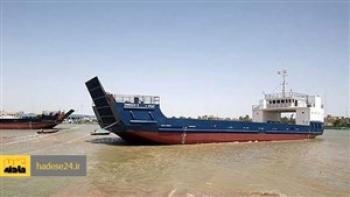 نجات ۶ خدمه موتورلنج باری از مرگ حتمی در بوشهر