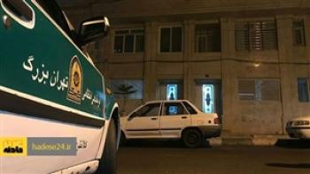 پلیس در جستجوی عاملان جنایت محله نواب