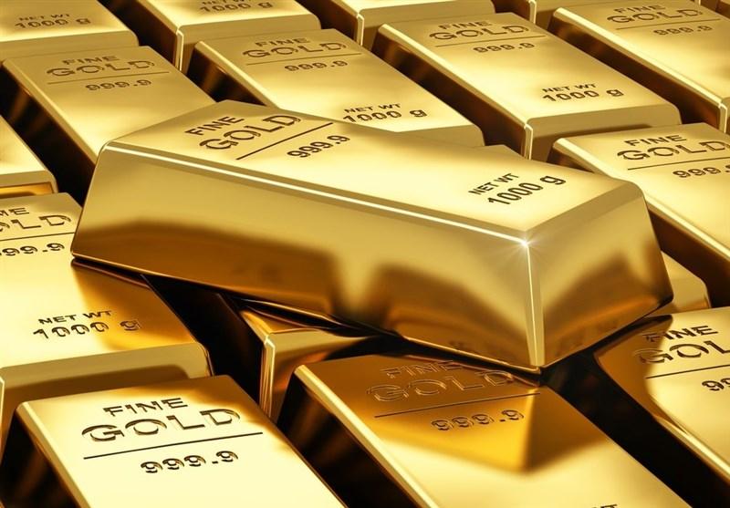 قیمت جهانی طلا امروز ۹۹/۱۰/۲۰ سقوط قیمت طلا به ۱۸۴۹ دلار در هر اونس