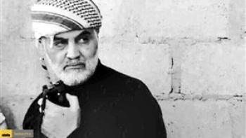 عامل توهین به تصویر سردار سلیمانی دستگیر شد