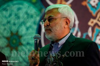 حضور شهید ابومهدی المهندس در جمکران