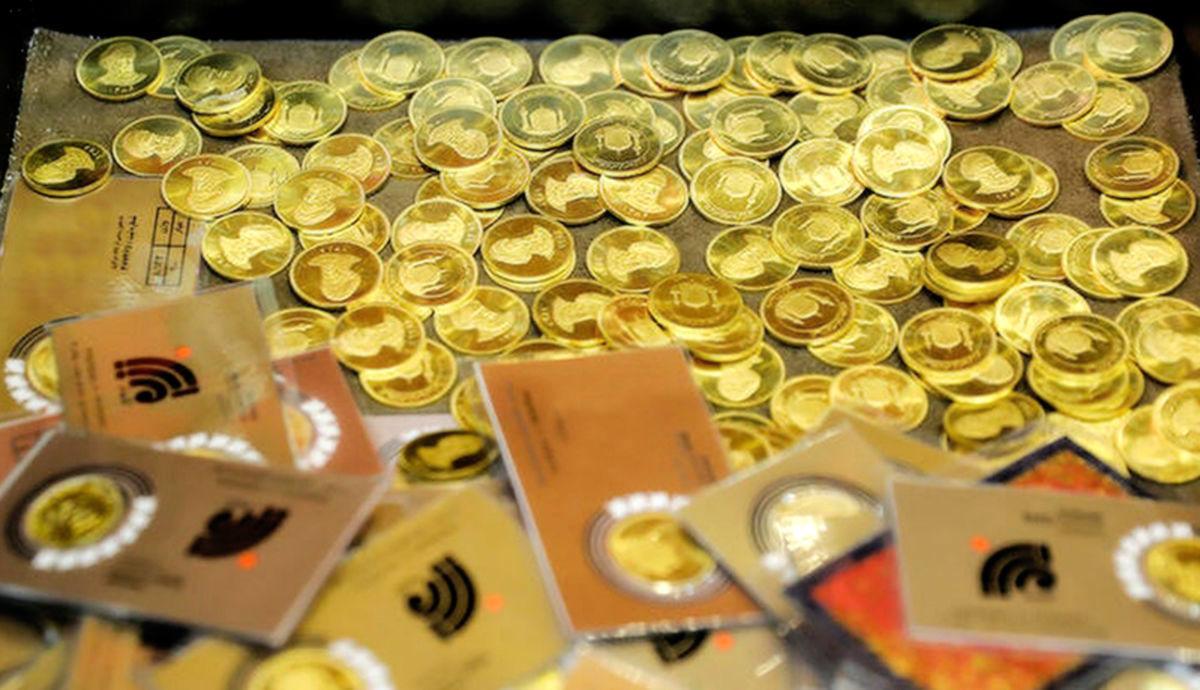 سکه هم فرو ریخت / سقوط به کانال ده میلیون تومان