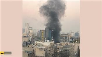 جزئیات انفجار و آتش سوزی خانه ای در الهیه
