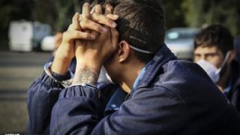 دستگیری سارقی که ۵۶ خانه را خالی کرد