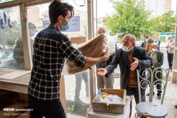 حتی یک نانوا در تهران کرونا نگرفته است+دلیل