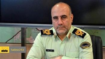 واکنش پلیس با خاموشیهای شبانه پایتخت