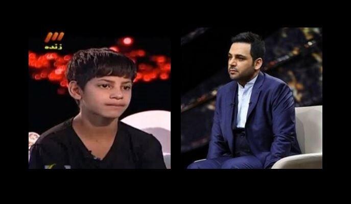 علت خودکشی رضا کودک کار برنامه ماه عسل + فیلم و وصیت نامه