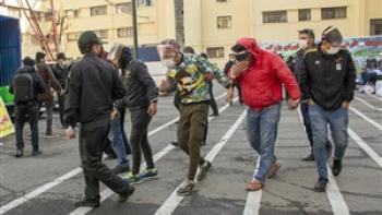 دستگیری ۵۳۳ مجرم و جمعآوری ۱۴۸ معتاد متجاهر در غرب تهران