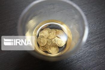 سقوط قیمت سکه آغاز شد