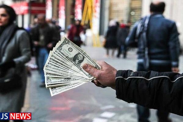 امیدواری فعالان بازار ارز به کاهش قیمت دلار تا کانال ۲۱ هزار تومان