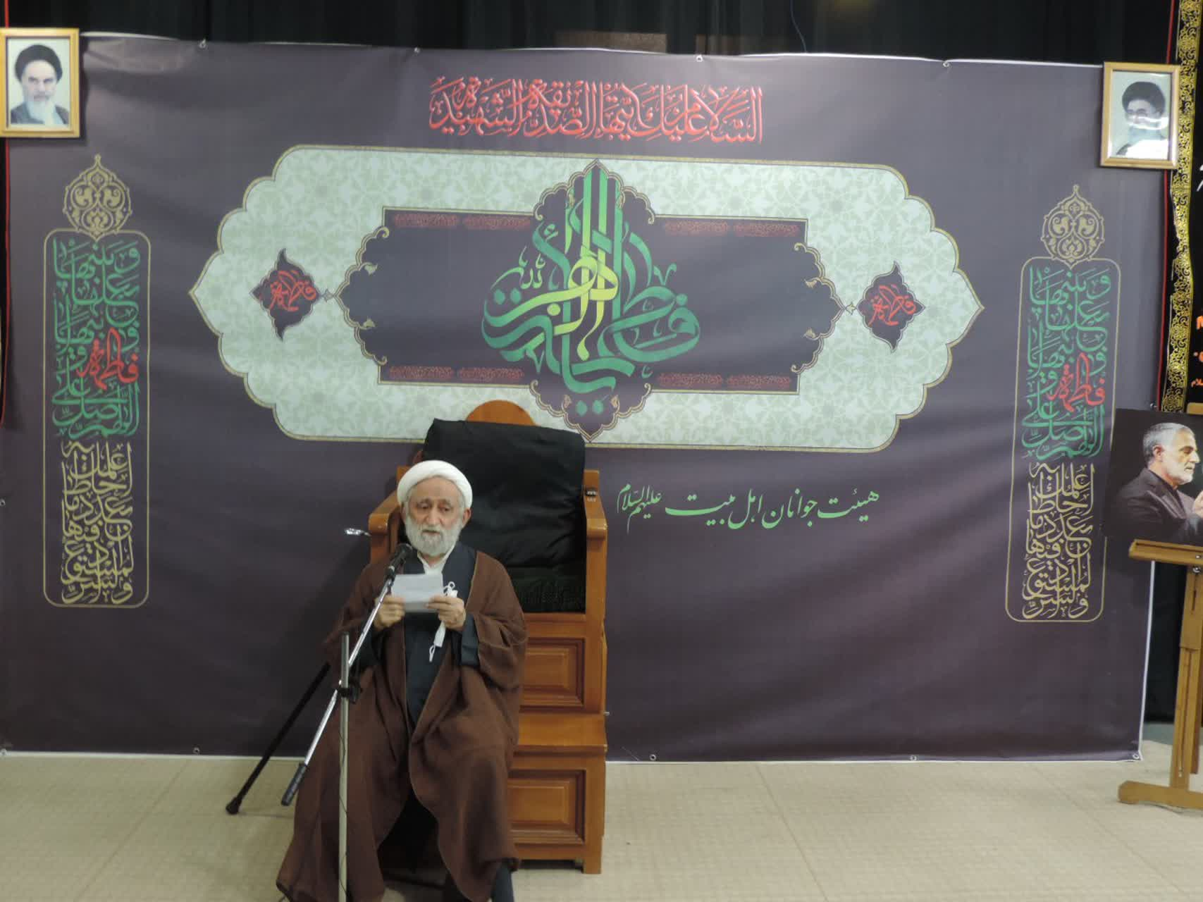 ماجرای تلاوت مکرر آیه تطهیر در مقابل خانه حضرت زهرا(س)