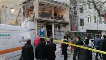 انفجار گاز در نانوایی جان زن سالمند را گرفت