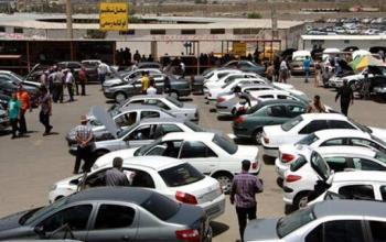 افت قیمتها در بازار خودرو/۲۰۰۸ به ۷۲۰ میلیون تومان رسید