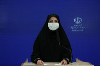 سخنگوی وزارت بهداشت: کرونا جان ۷۵ نفر دیگر را در ایران گرفت