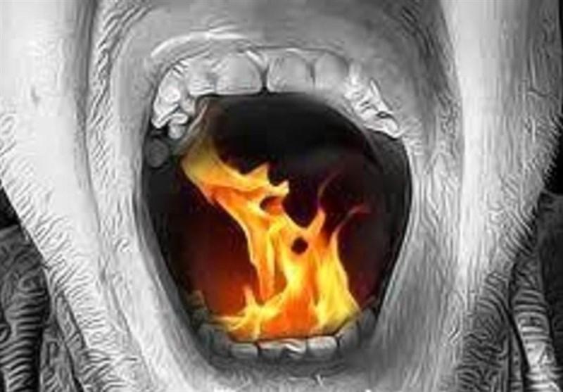 گناهان زبان سزای فحاشی و بدزبانی در بیان پیامبر(ص)