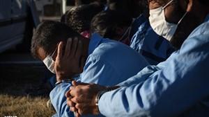 عاملان شرارت علیه بیمارستان گرگان دستگیر شدند