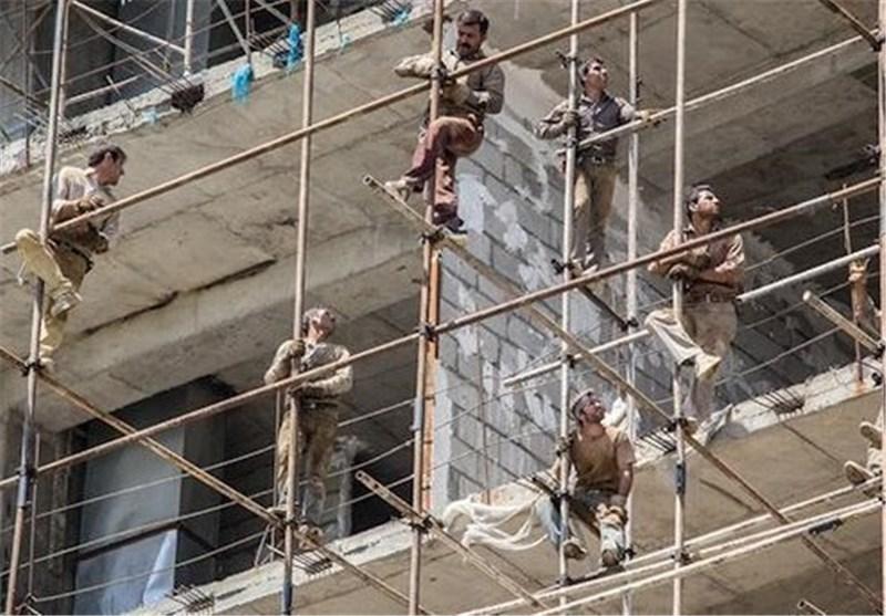 رقم جدید سهم حق بیمه کارگران ساختمانی تعیین شد