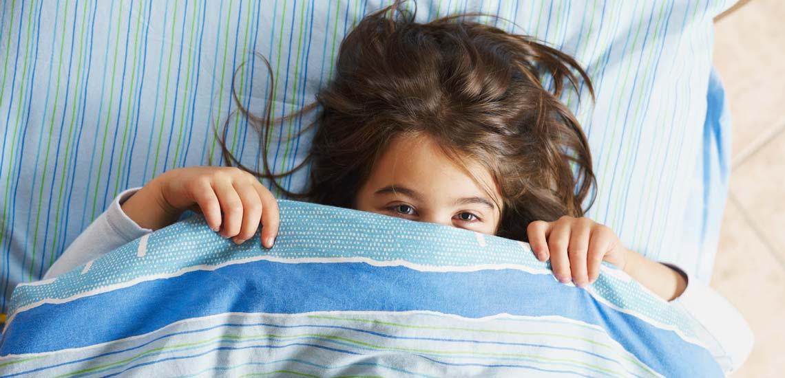 دلایل اصلی شب ادراری در کودکان و راه های درمان آن