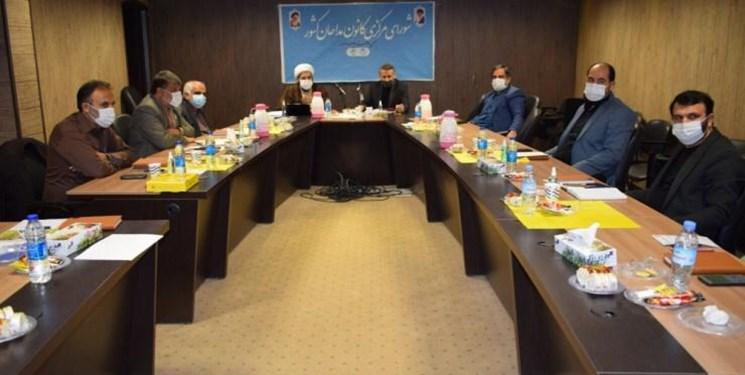 دبیر کانون مداحان کل کشور از گلستان آمد