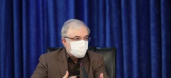 وزیر بهداشت: تستهای سریع کرونا باید افزایش یابد
