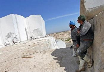 ۳۰۰۰ نفر در صنعت سنگ لرستان بیکار شدند/ تعطیلی ۲۰۰ واحد سنگبری