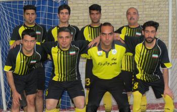 پایان مسابقات فوتسال کارگران یزد با قرمانی تیم شهرداری