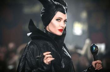 آنجلینا جولی جادوگر می شود