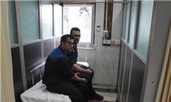مسمومیت غذایی 29 کارگر اراکی را روانه بیمارستان کرد/تصاویر