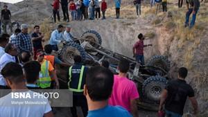 پدر و پسر در مناطق صعب العبور کرمان در کام مرگ فرو رفتند