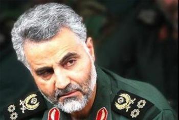 سردار سلیمانی مستشار رسمی دولت عراق است