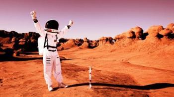ایران صاحب زمین در مریخ!!!/فیلم