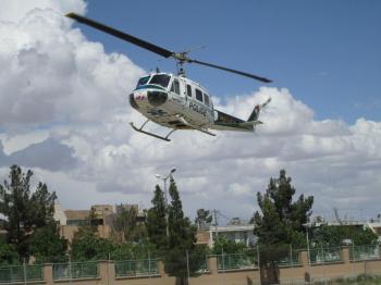 پرواز اورژانس هوایی برای نجات کارگر ساختمانی