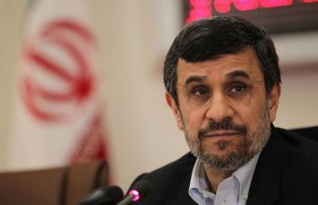 احمدینژاد درگذشت حبیب محبیان را تسلیت گفت