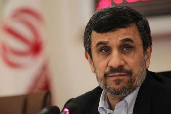 صحبت های تند احمدی نژاد در باره اوباما