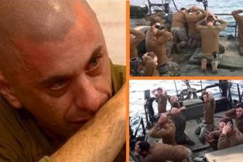 علت ورود ملوانان آمریکایی به آب های ایران مشخص شد/ ملوانان مجازات می شوند