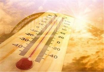 دمای تهران به ۴۰ درجه میرسد