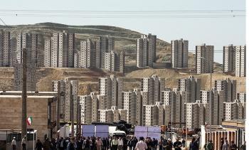 مسکن مهر، دیگر مزخرف نیست چون انتخابات نزدیک شد