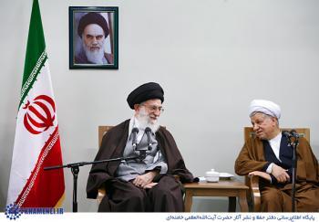 در جلسه خصوصی رهبر انقلاب و هاشمی با موضوع رابطه با آمریکا چه گذشت؟