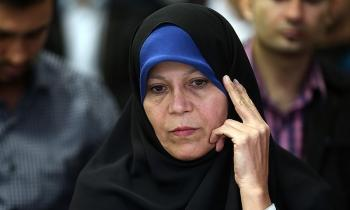 نگرانی فائزه هاشمی از انتخابات سال ۹۶