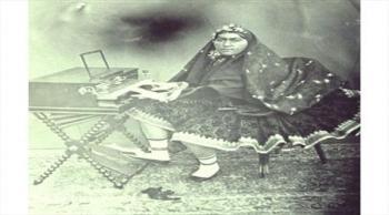 خدمتکاری که ملکه ایران شد+عکس