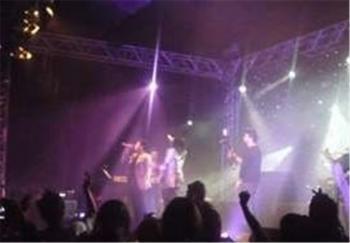 ۸۰ تبعه خارجی در میهمانی شبانه در حال رقص و پایکوبی دستگیر شدند