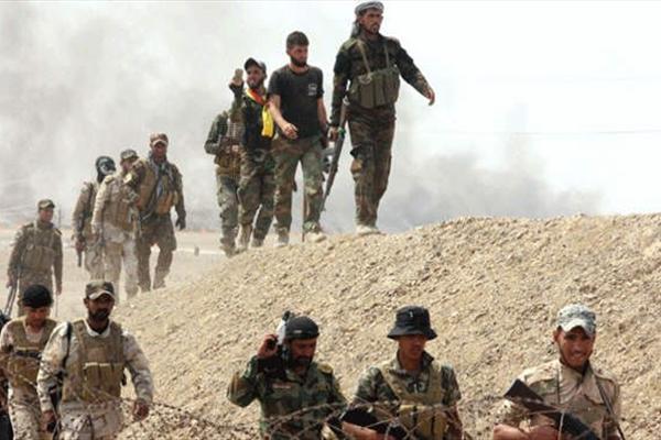 نیروهای ایرانی، آماده مشارکت در عملیات آزادسازی موصل