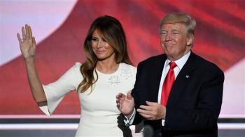 رسوایی اخلاقی همسر ترامپ