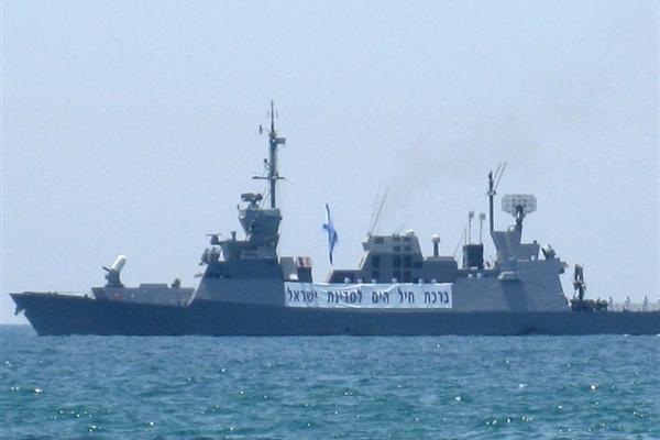 حزب الله لبنان با کروز ایرانی 2 ناوچه اسرائیلی را هدف قرار داد