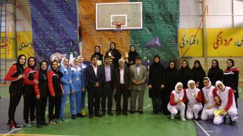 استقلال مازندران قهرمان مسابقات بسکتبال بانوان کارگران کشور شد
